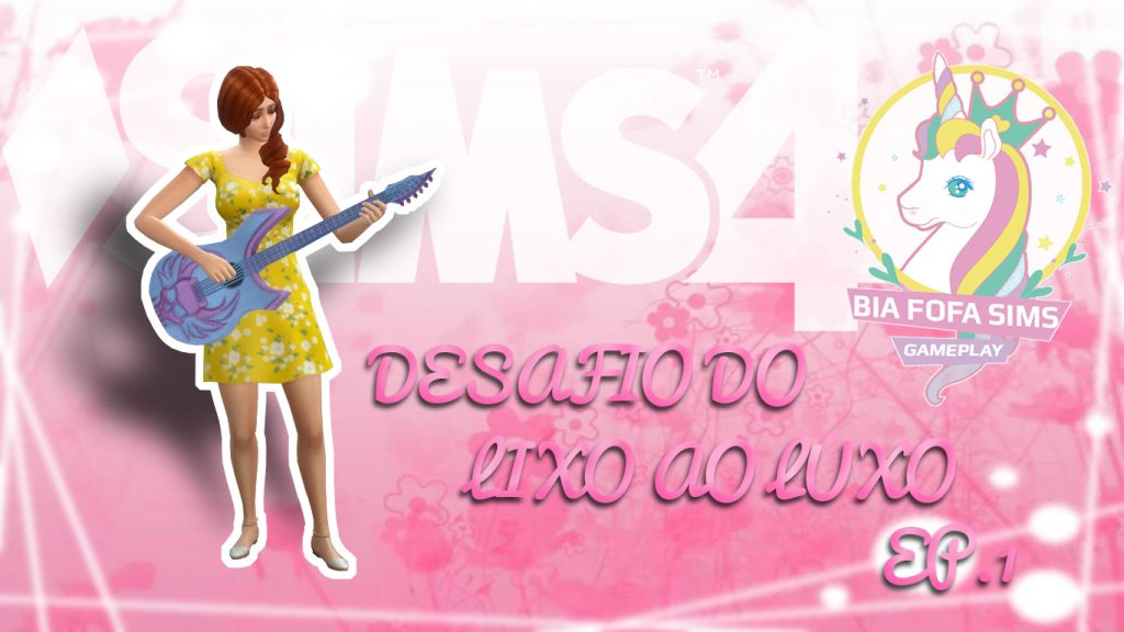 The Sims Desafio do Lixo ao Luxo