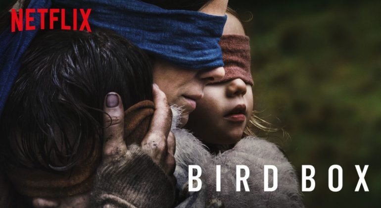 Capa Bird Box