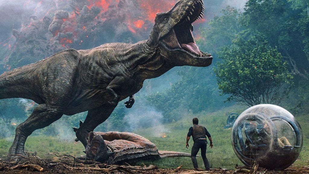 Filme Jurassic World: Reino Ameaçado