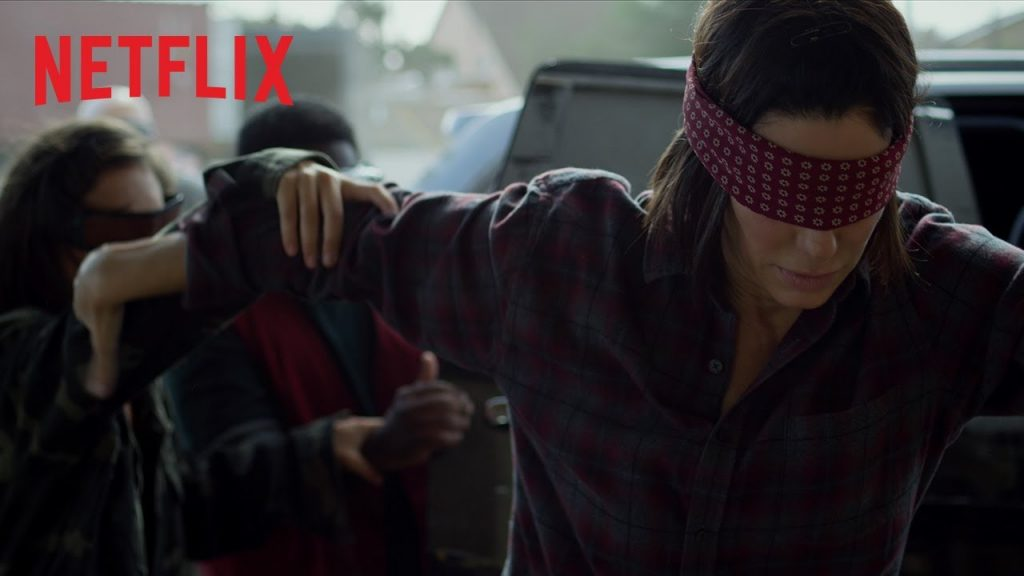 Bird Box Malorie