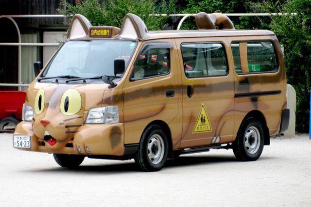 Catbuses Totoro