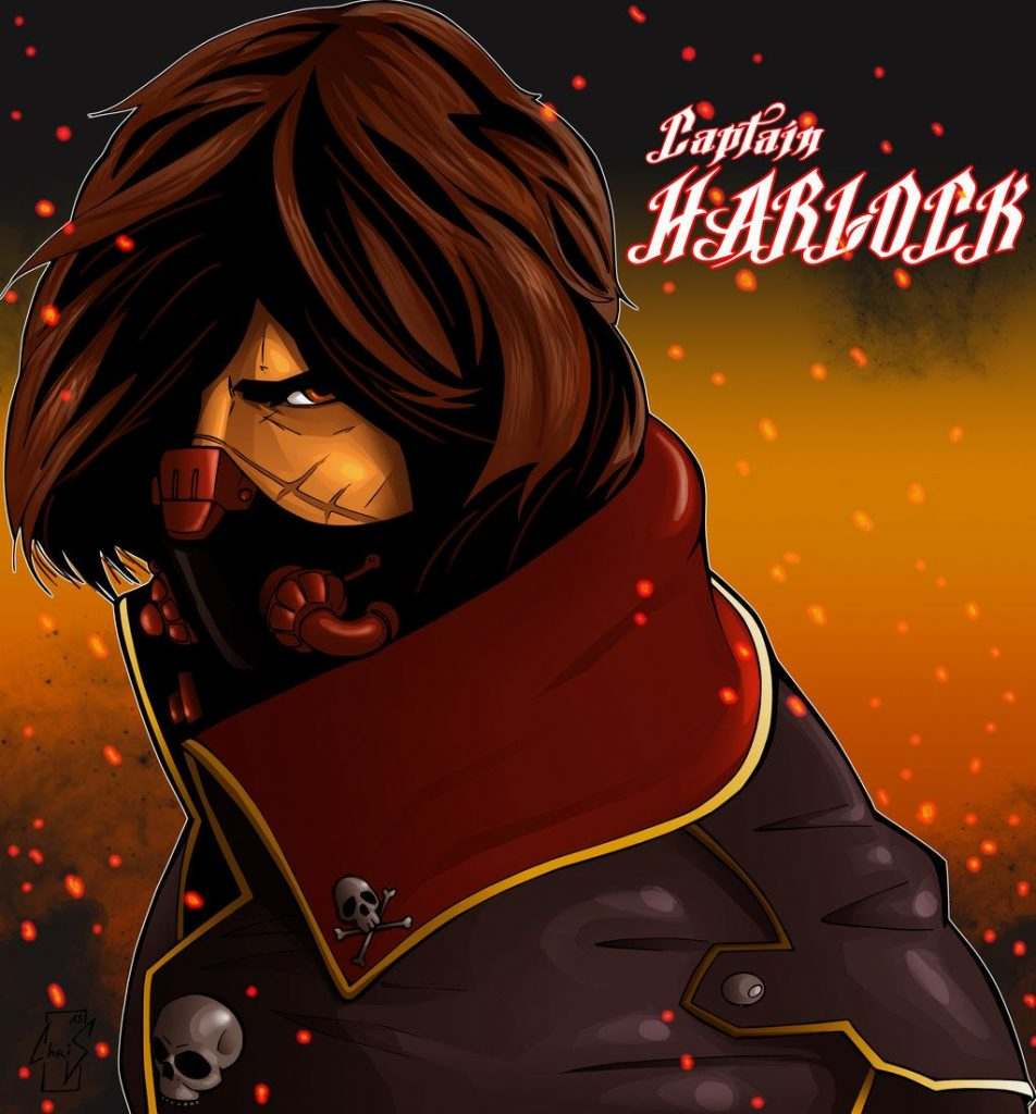 Capitão Harlock: Viagem Dimensional