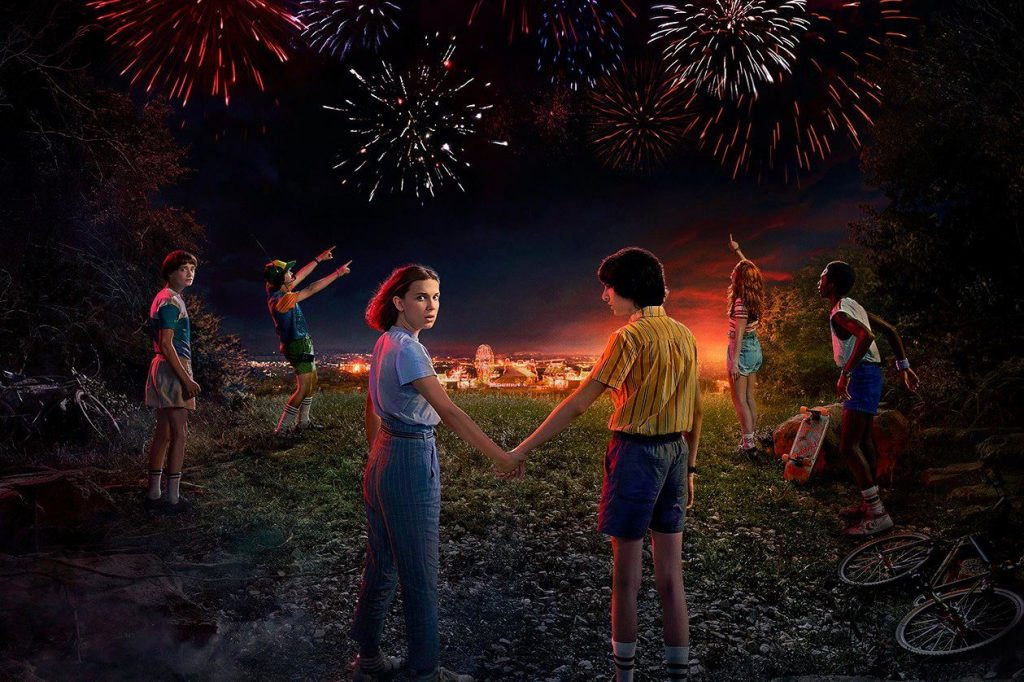 Teaser Terceira Temporada Stranger Things