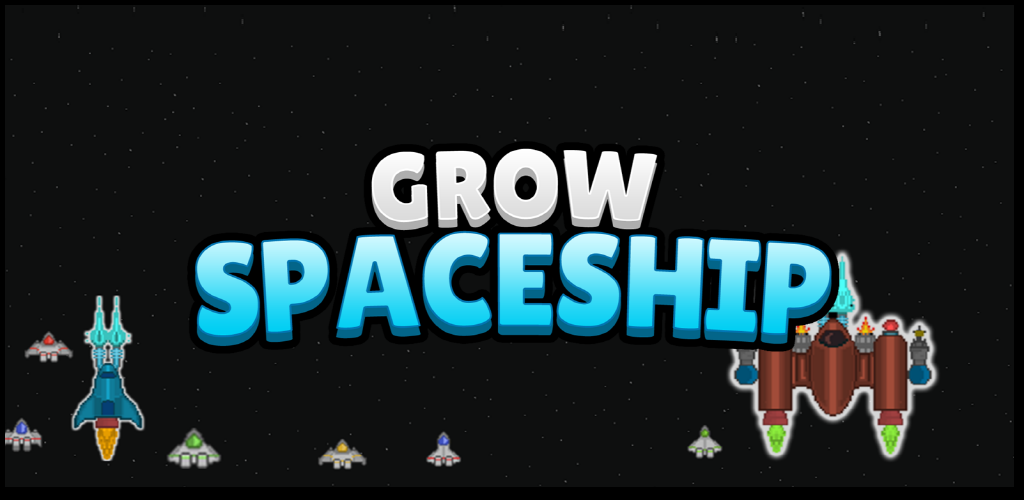 Construindo uma Nave VIP(Grow Spaceship)