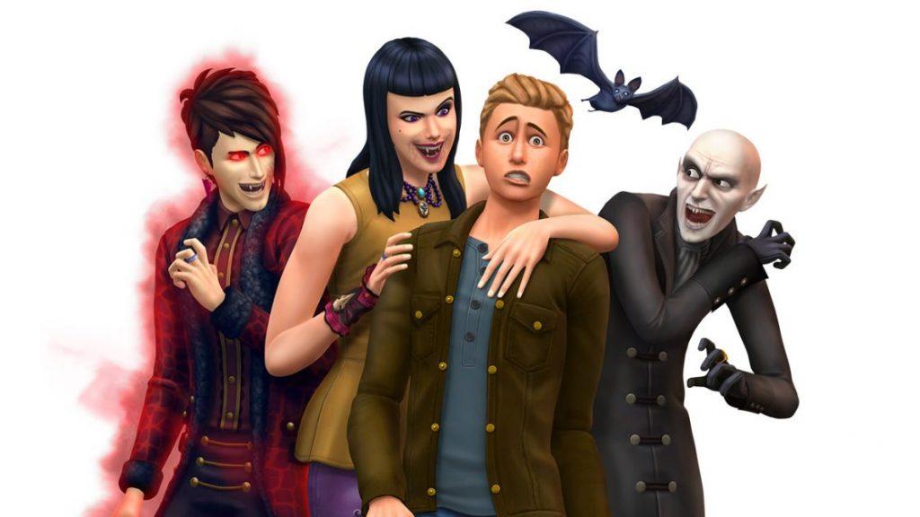 Vampiros The Sims 4