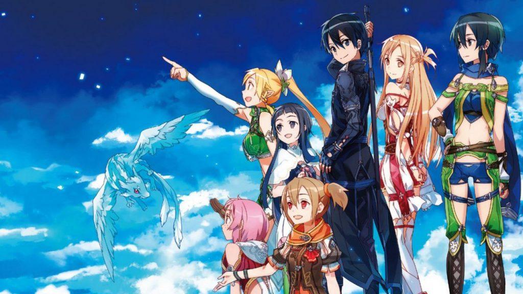 Sword Art Online Resenha