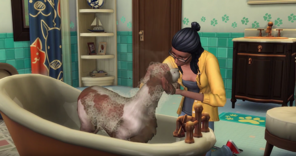 The Sims 4 Gatos e Cães
