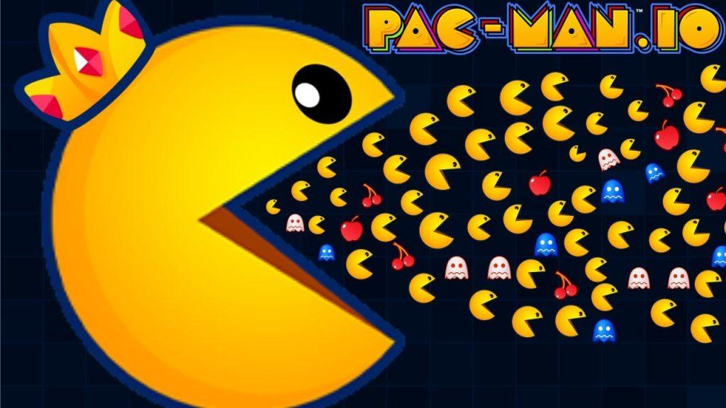 Pacman .io