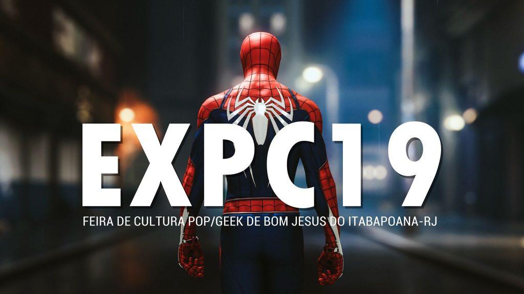 ExpoCOMICS 3ª Edição / 2019 - Dia 19 de maio de 2019