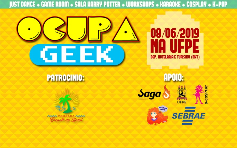 Ocupa Geek