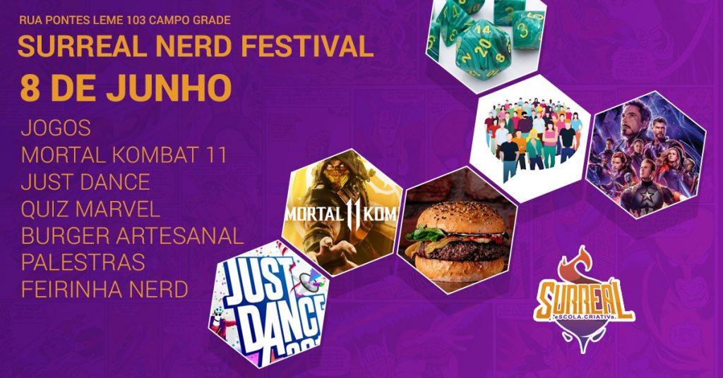 Surreal Nerd Festival 2