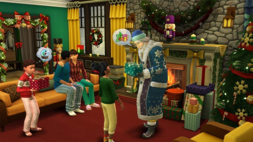 The Sims 4 Natal