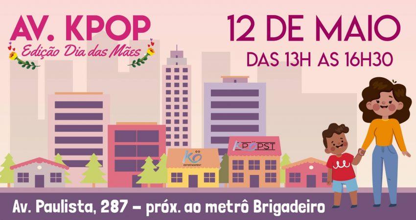 Av. K-POP – KPÖPst na rua!