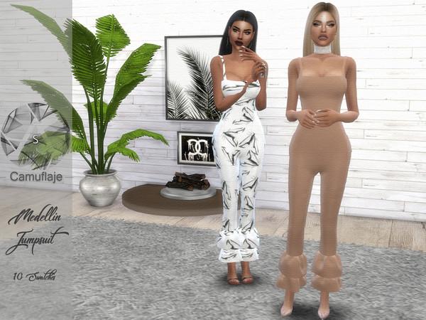 Macacão conteúdo personalizado The Sims 4