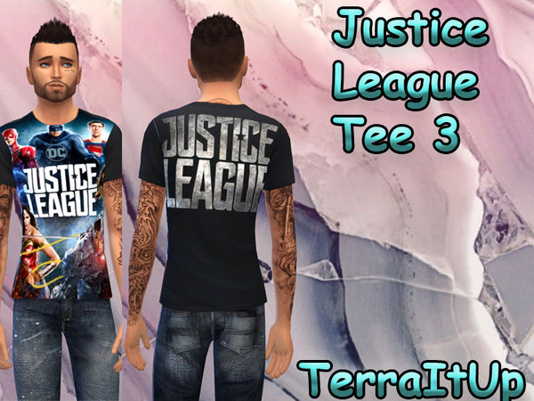 Liga da Justiça The Sims 4