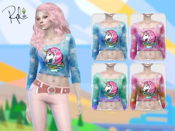Unicórnio The Sims 4