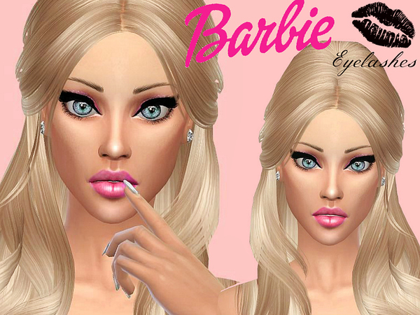 Barbie no The Sims 4
