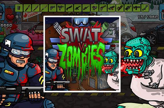 Swat vs. Zombies