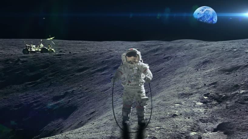 Porquê a Nasa vai para a Lua?