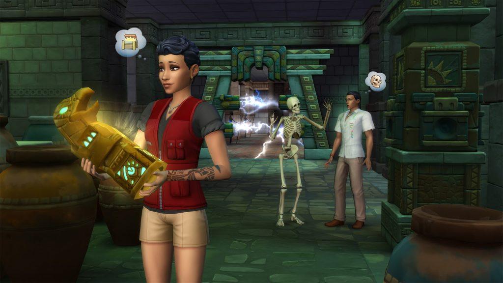 Ganhar muito dinheiro no The Sims 4