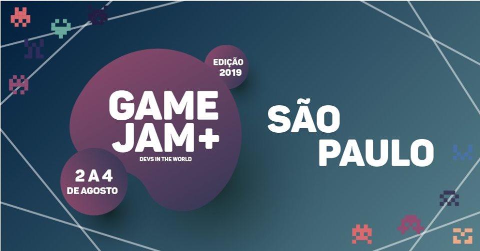 Game Jam + 2019 - São Paulo