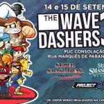 Wavedashers 5 - Torneio Ultimate, PM e Melee Singles