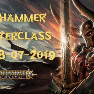 MasterClass - Age of Sigmar