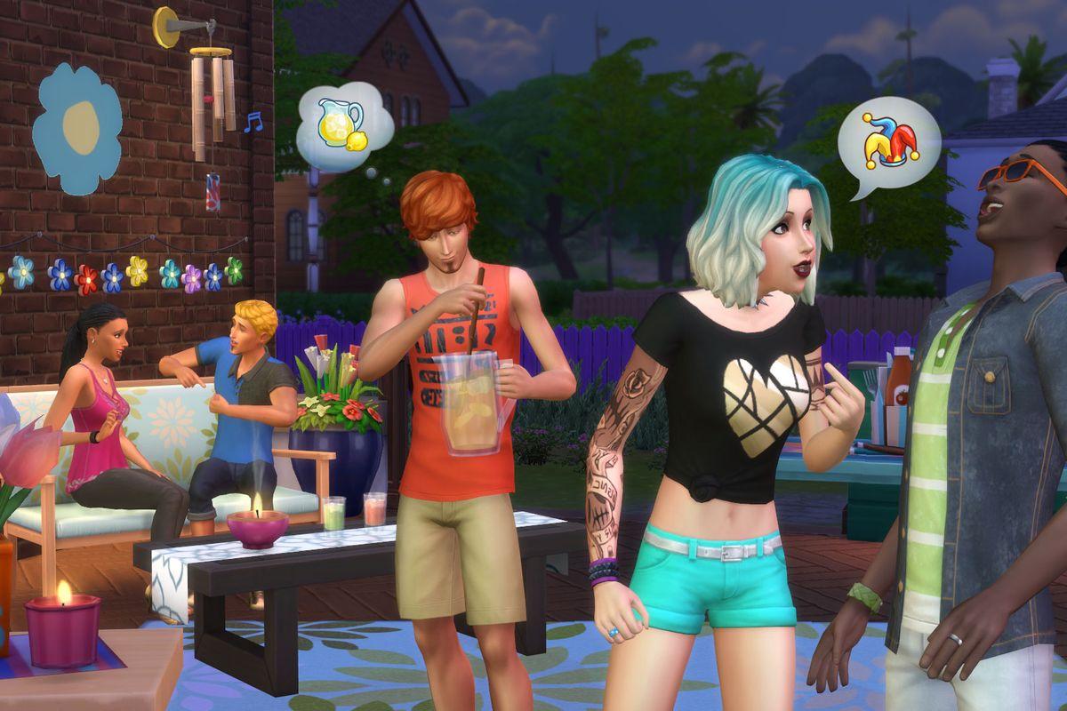 Desafios The Sims 4
