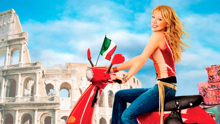 Melhores filmes da Hilary Duff Lizzie Mcguire: Um Sonho Popstar