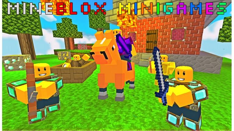 Roblox Minecraft