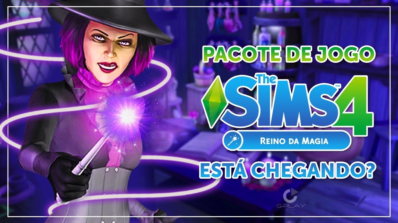 The Sims 4: Reino da Magia (Foto: CAJUGAMEPLAY)