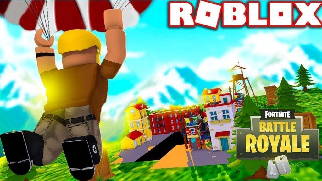 Roblox Fortnite