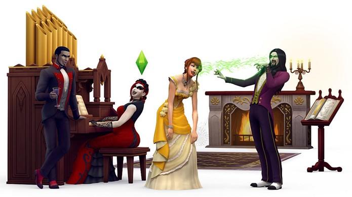 Desafios para fazer no The Sims 4