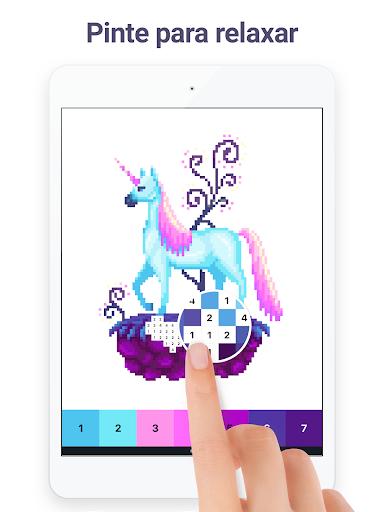 Jogos para Acalmar  Pixel Art