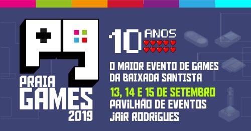 praia games 2019
