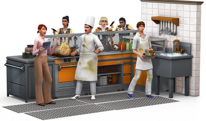 Novos desafios The Sims 4