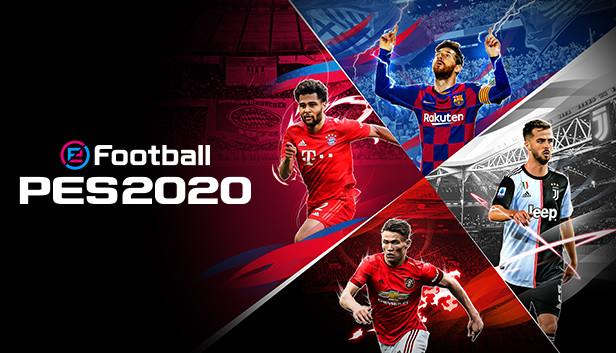 Efootball Pro Evolution Soccer 2020