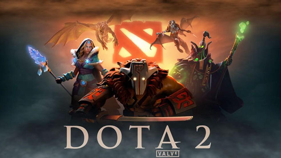 DOTA 2: jogos grátis no Steam