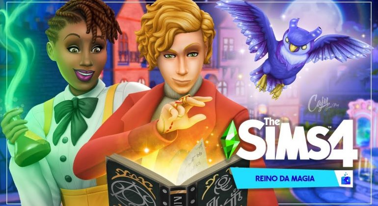 the sims 4 reino da magia cheats