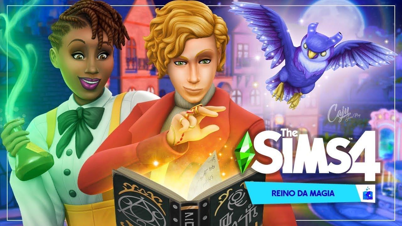 the sims 4 reino da magia cheats