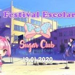Festival Escolar Sugar Club Maid Café
