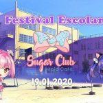 Festival Escolar Sugar Club Maid Café