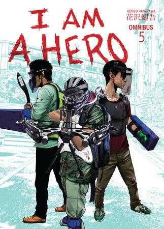 HQs de Novembro - I Am a Hero