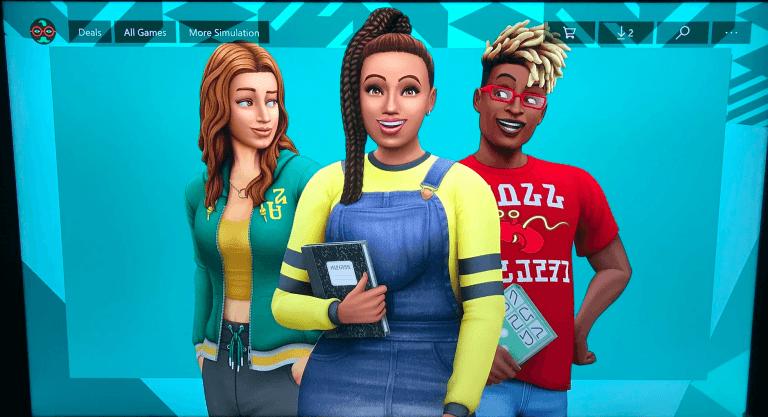 The Sims 4 Descubra a Universidade