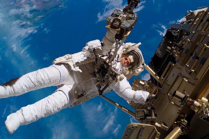 curiosidades sobre os astronautas