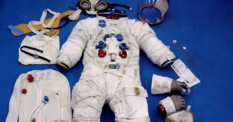 Roupas dos astronautas