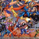 Bangu Geek Edição Marvel Vs DC