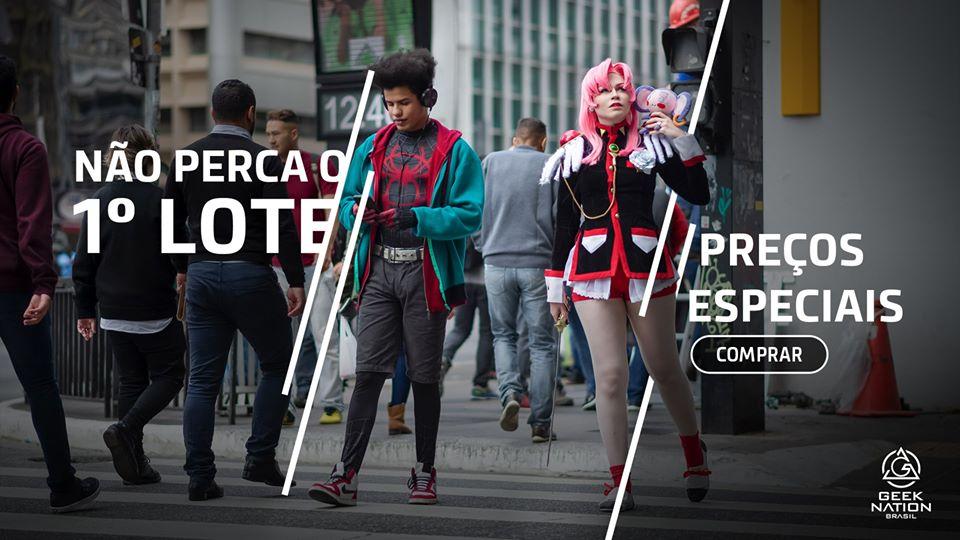 Geek Nation Brasil