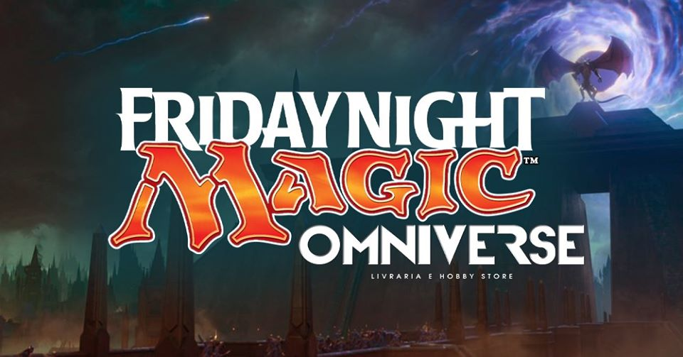 Friday Night Magic - Omniverse Brooklin