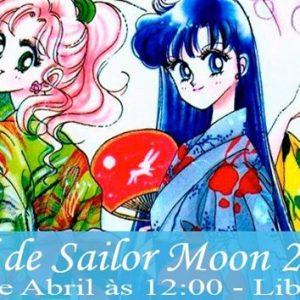 Dia Nacional de Sailor Moon 2020